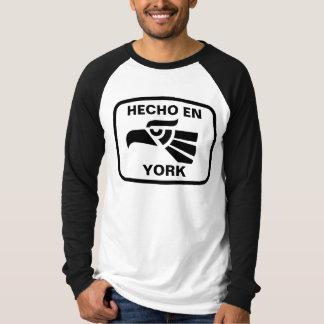 Personalizado del personalizado del en York de Camisetas