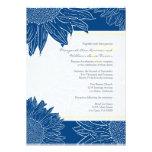 personalizado:: El boda del girasol invita: Marina Invitación Personalizada