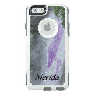 Personalizado elija la cascada del color funda otterbox para iPhone 6/6s