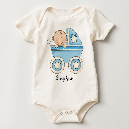 Personalizado lindo del bebé body de bebé
