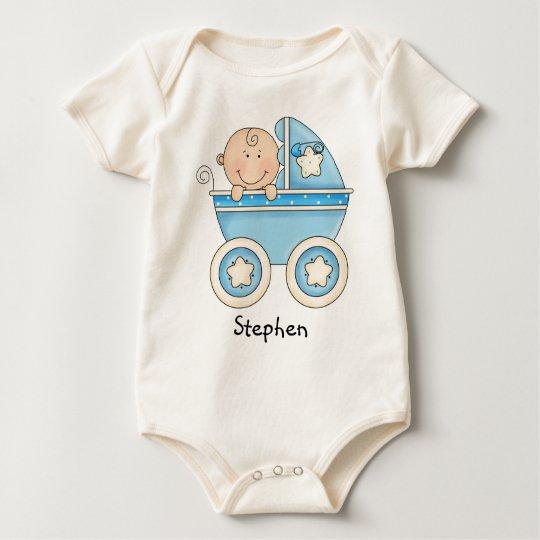 Personalizado lindo del bebé body para bebé