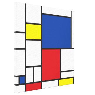 Personalizado minimalista del arte moderno de