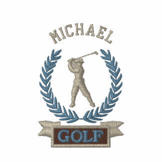 Personalizado personalizado del logotipo de la polo bordado