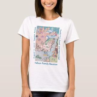 Personalizado rv de la camiseta de la reunión de