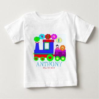 Personalizado soy uno camiseta de bebé