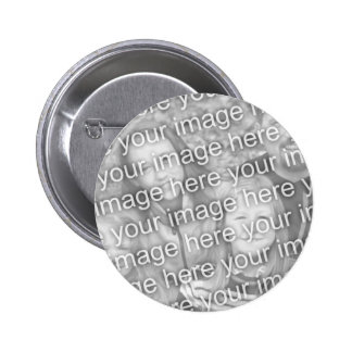 Personalizado su plantilla del botón 1/4inch de la