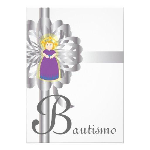 """Personalizar de """"Bautismo"""" - Comunicado Personal"""