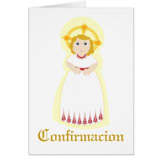 Personalizar de Confirmacion - Felicitación