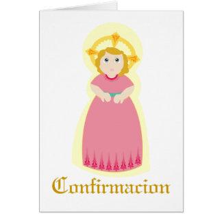 """Personalizar de """"Confirmacion"""" - Tarjetón"""