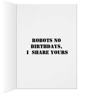 Personalizar de las tarjetas del robot