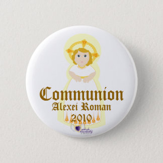 Personalizar del botón de la comunión