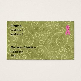 Personalizar rosado de la tarjeta U del perfil de