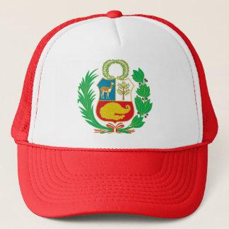 Perú - escudo Nacional (emblema nacional) Gorra De Camionero