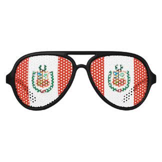 Perú Gafas De Fiesta