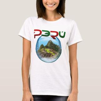 Perú Navidad Camiseta