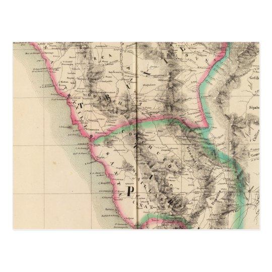 Perú, Suramérica 14 Postal