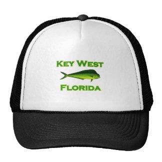 Pesca de Key West la Florida Gorro De Camionero