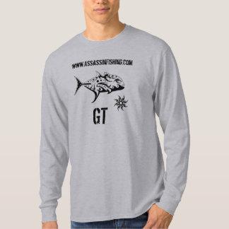 Pesca del asesino - Favorable-Edición GT del filón Camisetas
