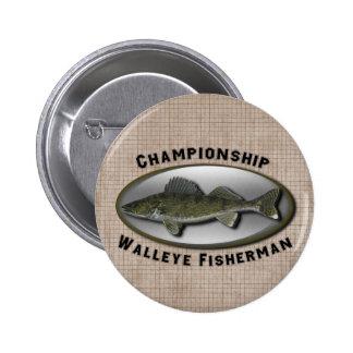 Pescador de los leucomas del campeonato pins