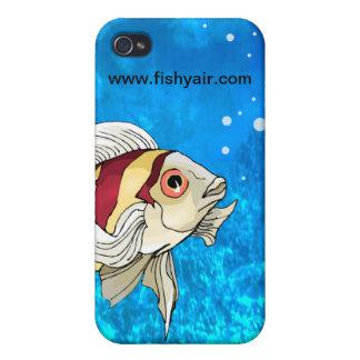 Pescados a solas de la criatura del mar - ejemplo  iPhone 4 cárcasas