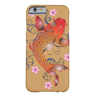 Pescados de Koi Funda Barely There iPhone 6