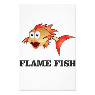 pescados de la llama papelería