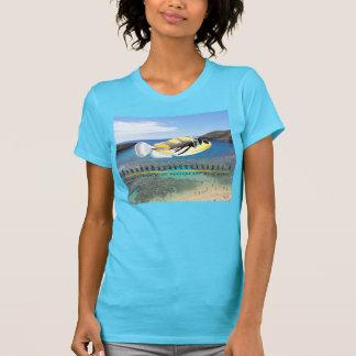 Pescados del disparador de Hawaii - Camisas