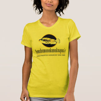 Pescados del estado de Hawaii - Camiseta