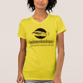 Pescados del estado de Hawaii - Camisetas