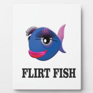 pescados del ligón placa expositora