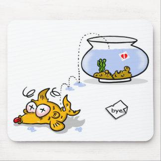 pescados divertidos alfombrillas de raton