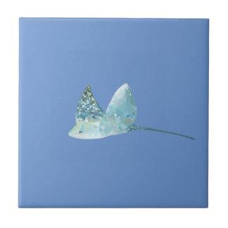 Pescados geométricos azulejo de cerámica