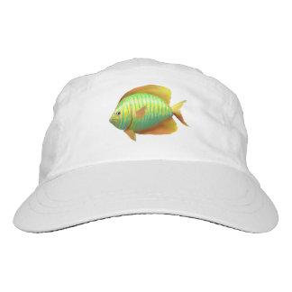 Pescados tropicales 02 gorra de alto rendimiento
