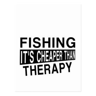 PESCANDO su más barato que terapia Postal