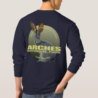 PESO de NP de los arcos (Jackrabbit) Camiseta