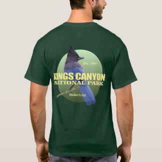 PESO de reyes Canyon NP (Jay de Steller) Camiseta