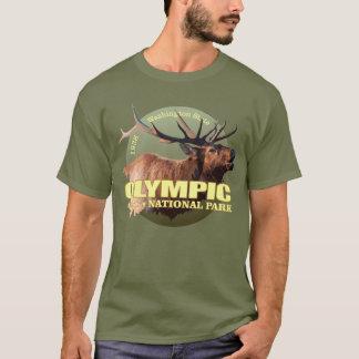 PESO olímpico del parque nacional (alce) Camiseta