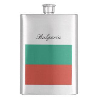 Petaca Bandera de Bulgaria o del búlgaro