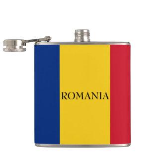 Petaca Bandera de Rumania