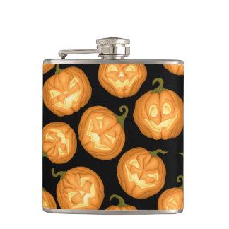 Petaca Calabazas de Halloween