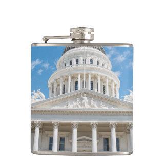 Petaca Capitolio del estado de California en Sacramento