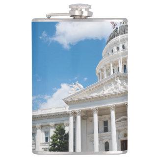 Petaca Capitolio del estado de Sacramento de California