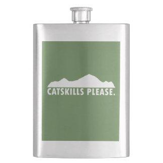 Petaca Catskills por favor