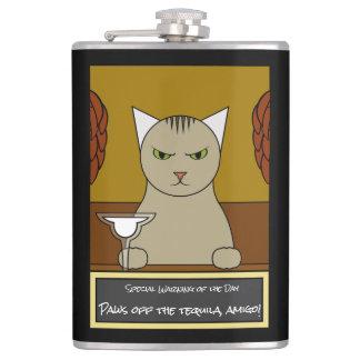 Petaca Cinco de Meow Flask