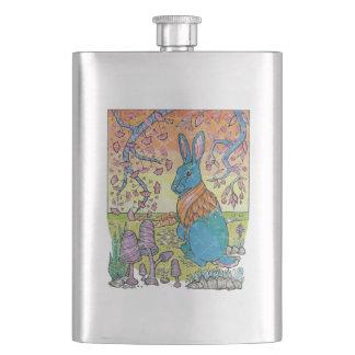 Petaca Conejo de conejito del arbolado