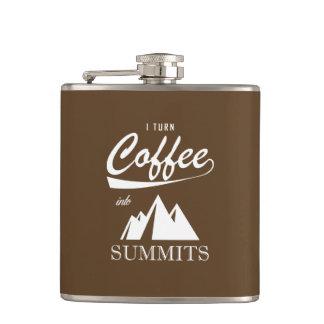 Petaca Doy vuelta al café en cumbres