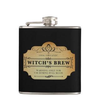 Petaca El Brew de la bruja