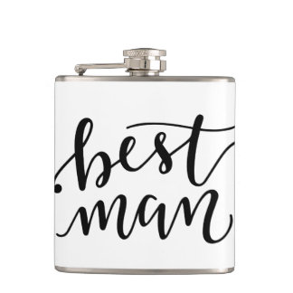 Petaca El mejor frasco del hombre