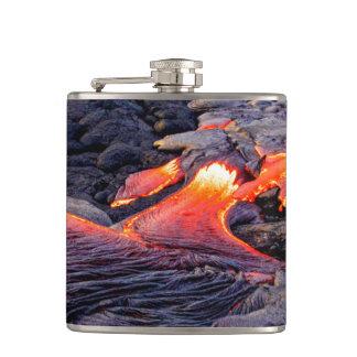 Petaca Flujo de lava basáltico