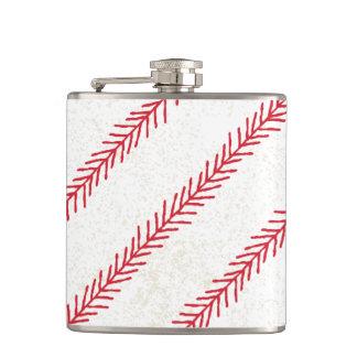 Petaca Frasco de la puntada del béisbol